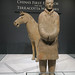 Terracotta warrior and horse