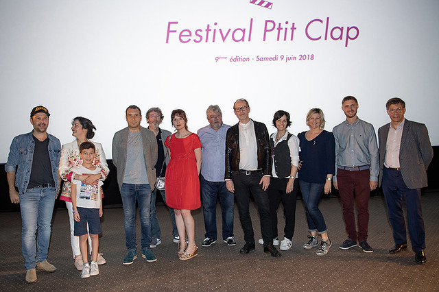 9ème édition du Festival du Ptit Clap