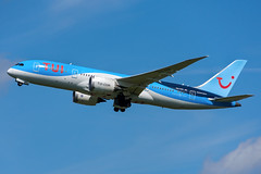 PH-TFK TUI Airlines Netherlands Boeing 787-8 Amsterdam Schiphol