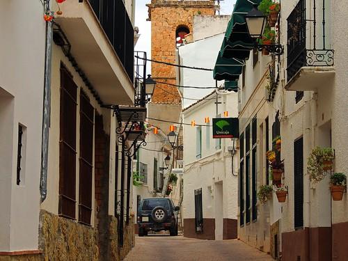<Calle Enmedio> Hornos de Segura (Jaén)