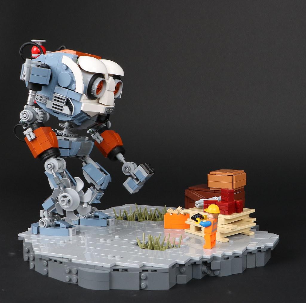 GM-20 (Marvin) 2033 Model