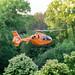 Emergency landing in Eppendorf