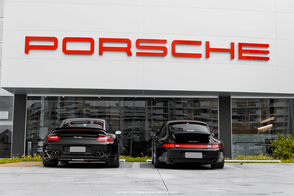 Porsche 911 Carrera & 911 Turbo