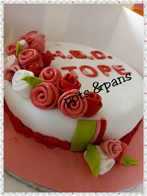 Cake by Pots & Pans
