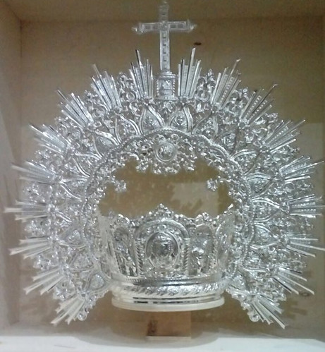 Corona para la Virgen del Carmen del Prendimiento