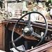Inside a Rolls-Royce.