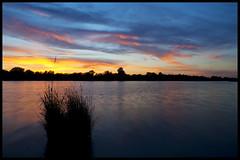 High Eske Sunset