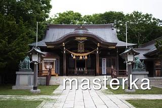 根室金刀比羅神社の本殿