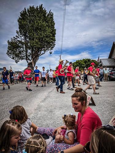 Samish Island July 4 Parade