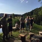 Grillabig Ritterweiher Juli 18'