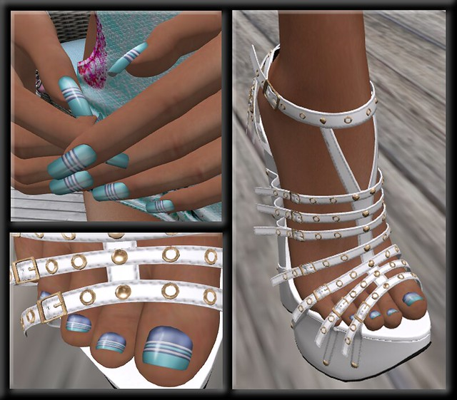 ASU - yacht club hands feet