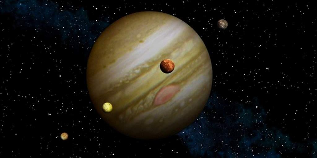 Jupiter : Dix nouvelles lunes dont une «bizarre»