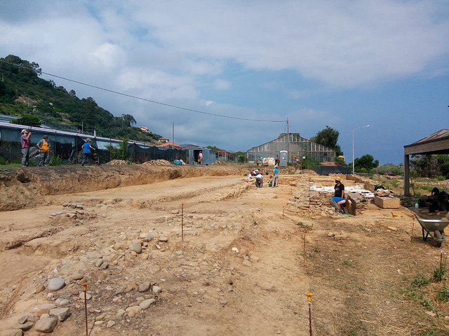 Intervenció arqueològica a Capo Don