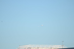 Two JAL Planes near Haneda Airport
