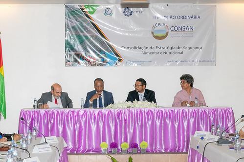 18.07. II Reunião do CONSAN-CPLP