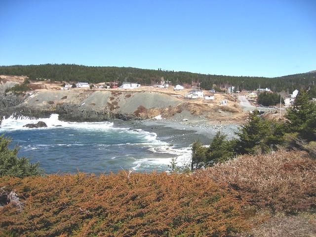 normans cove, Newfoundland 2008