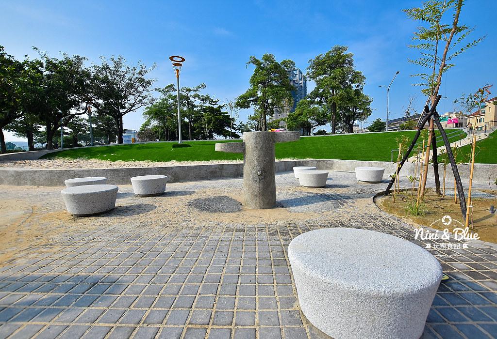 豐樂雕塑公園.台中磨石子溜滑梯06