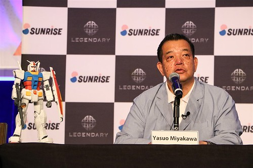 Live Action Gundam: Miyakawa Yasuo reassures fans