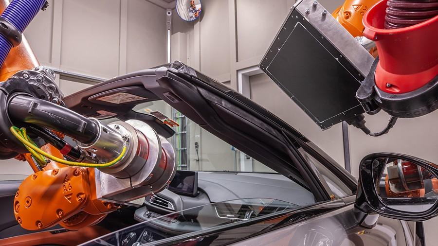 BMW компјутерска томографија 4