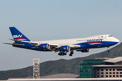Silkway West Airlines B747-8F VQ-BWY 005