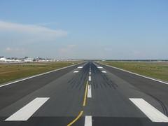 201805121 Frankfurt/ Main airport runway