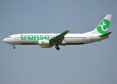 F-HTVB Boeing 737-8K2(WL) 62161-5816 TO-TVF-FranceSoleil-Transavia Fra
