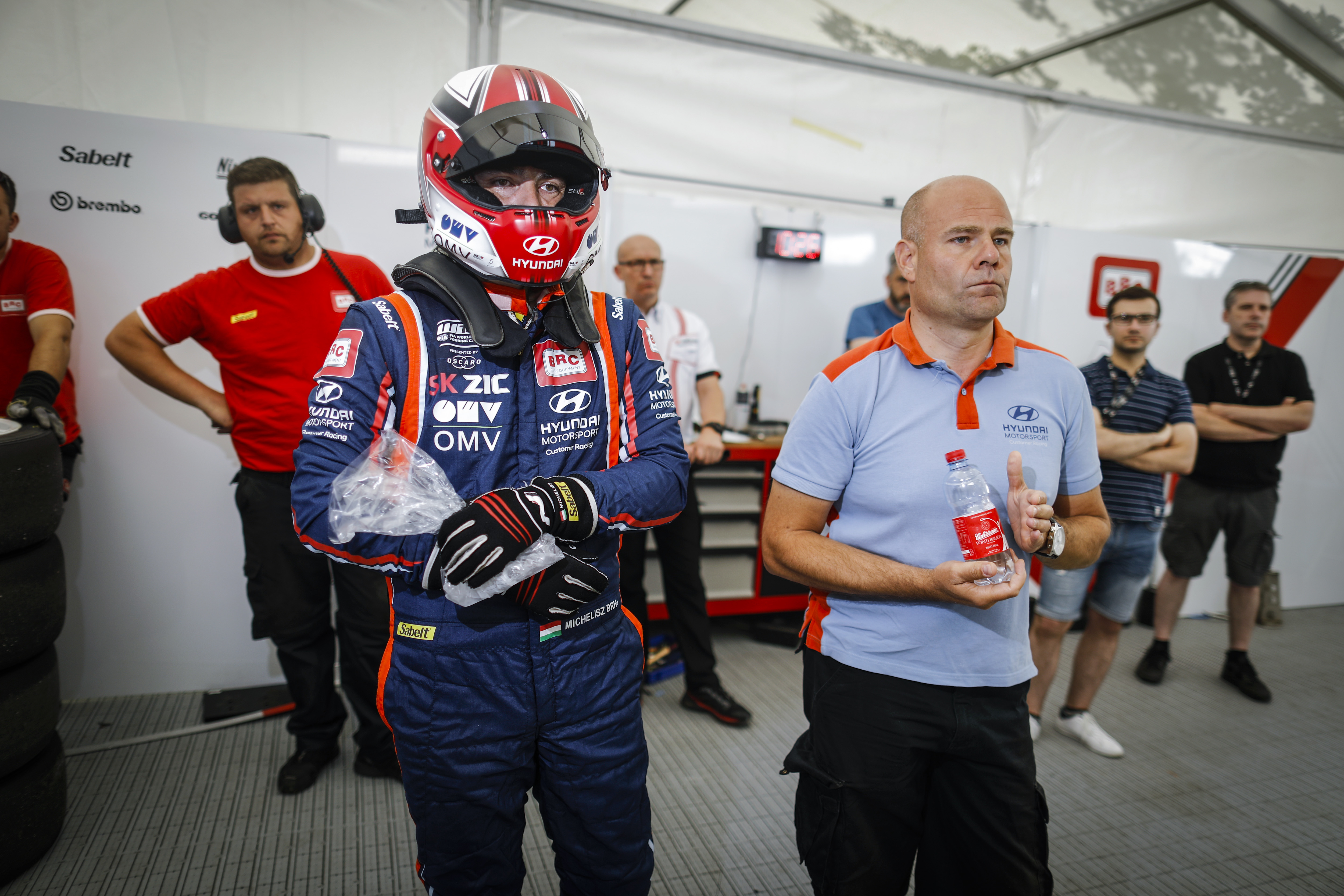 Michelisz hoping pain means WTCR gain in Vila Real