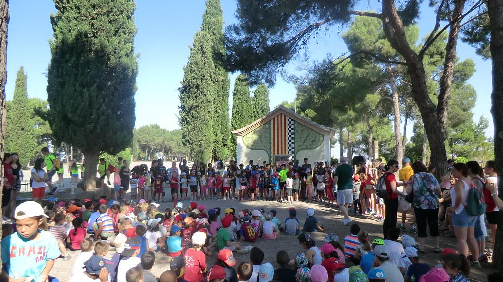 Final de curs 2018 a Sant Eloi