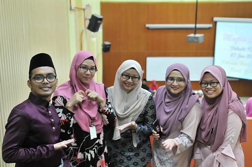 Majlis Silaturrahim Fakulti Kejuruteraan 2018, 27 Jun 2018