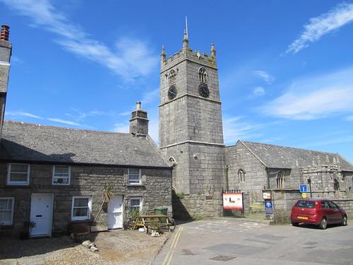 St Just church