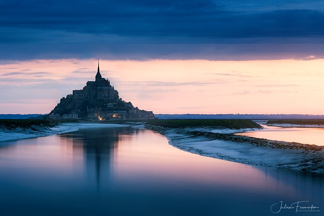 Le Mont Saint-Michel, Normandie