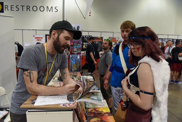 ComicCon Day 2