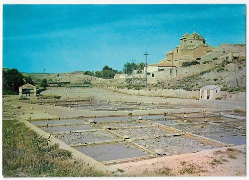 Fuentealbilla, Albacete salinas