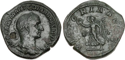Gordian I Sestertius