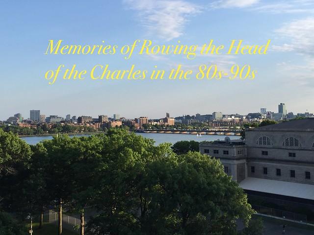 Rowing Memories