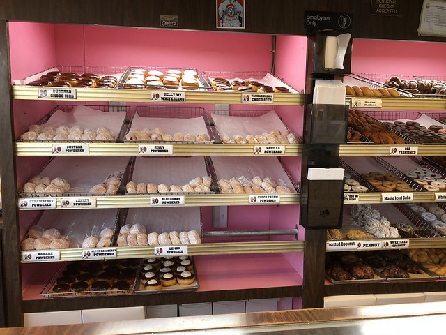 Buckeyes Donuts