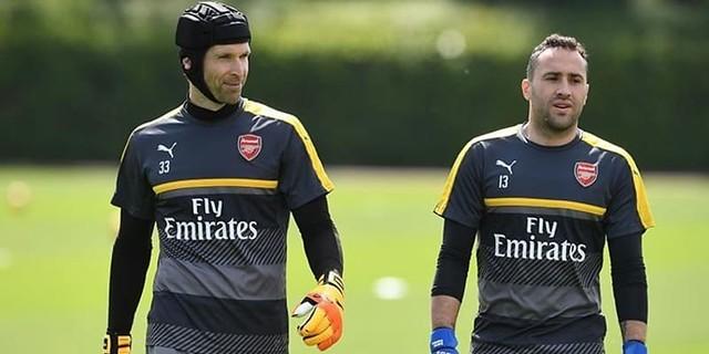 Ada Bernd Leno,Petr Cech Masih Pantas Jadi Kiper Nomor Satu Arsenal