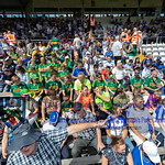 Monaghan Supporters in Clones v Kerry 22nd. July 2018.
