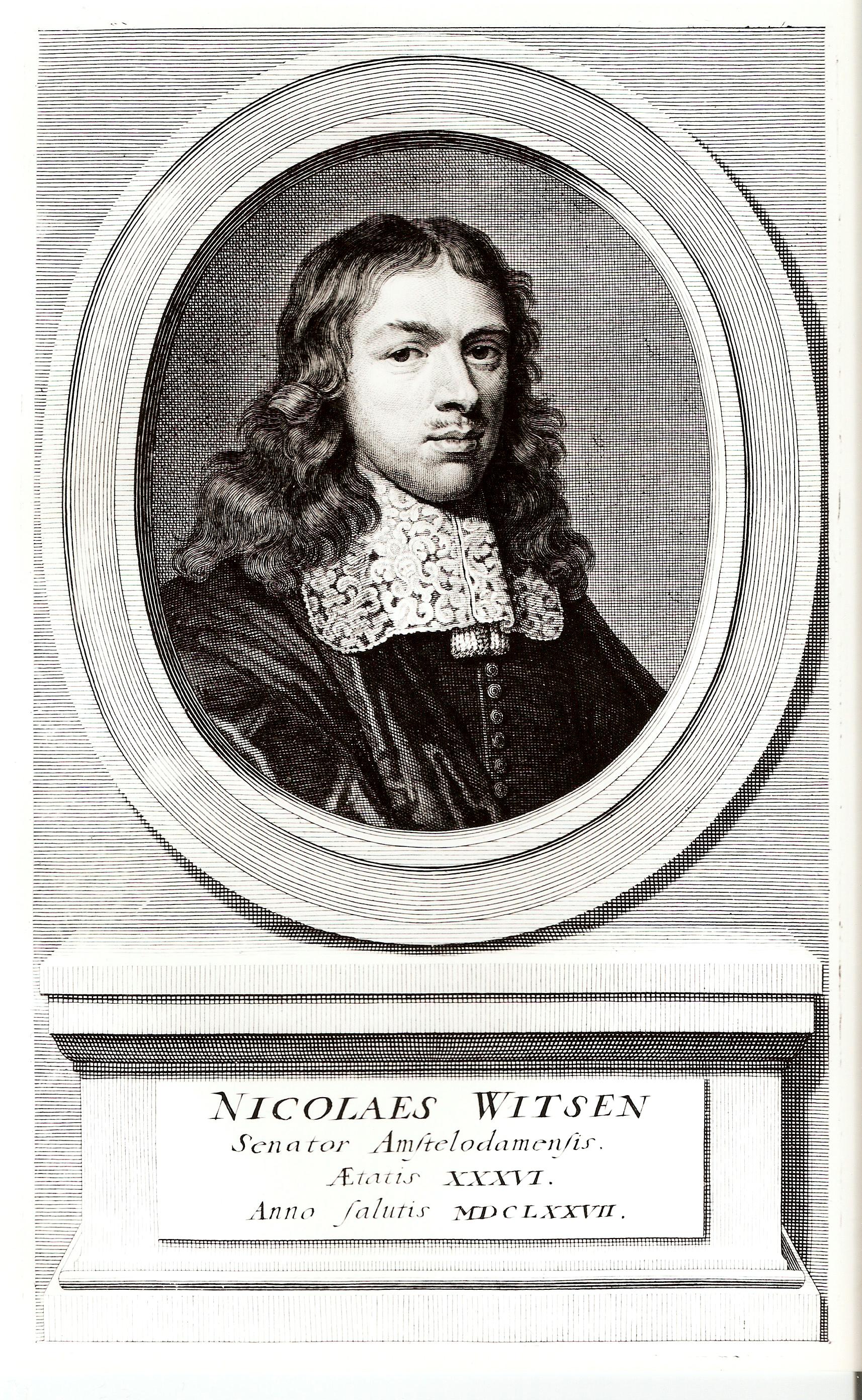 Николас Витсен, сенатор, член Городского Совета