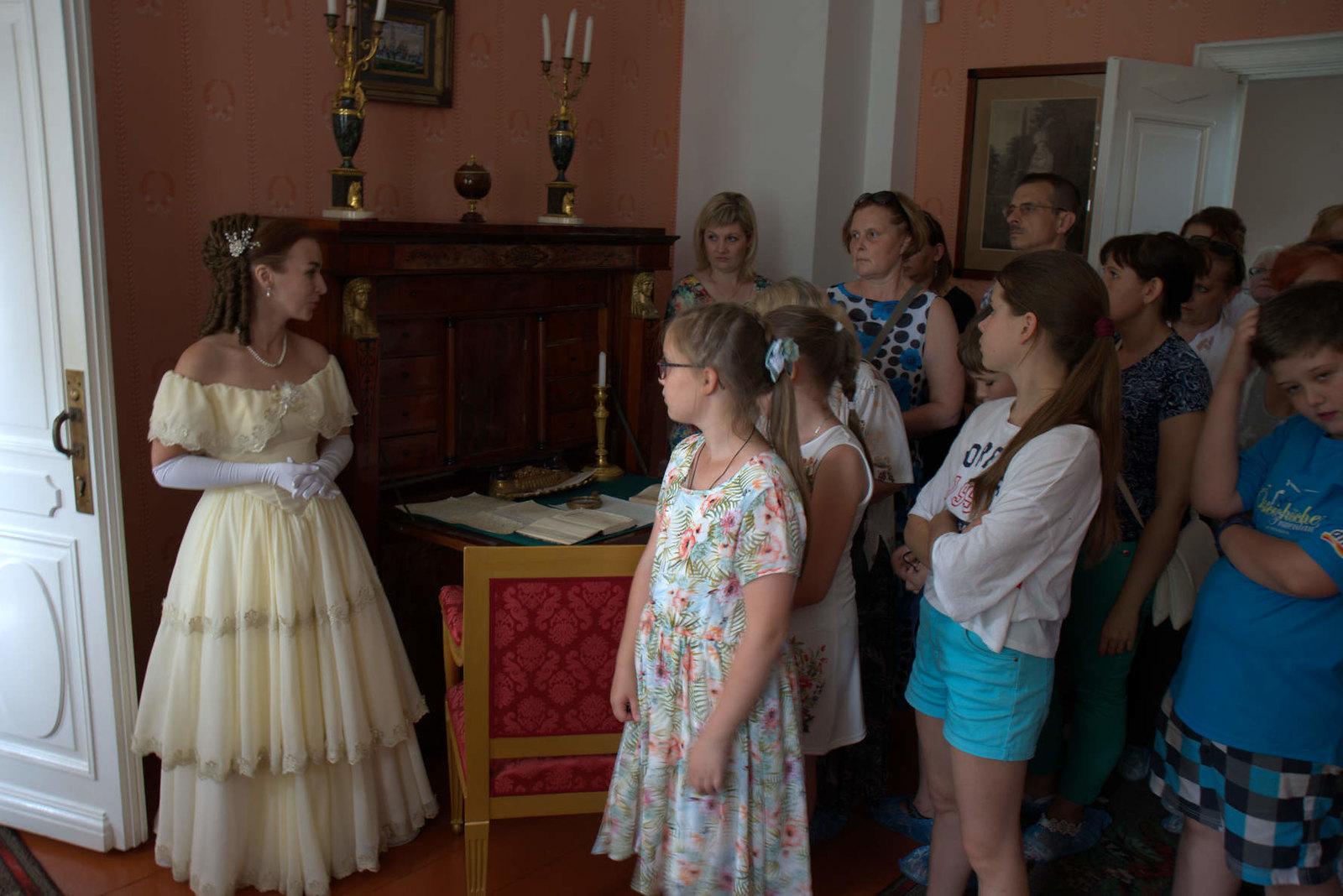 27 июля – самый печальный день в нашем музее, День памяти М.Ю. Лермонтова