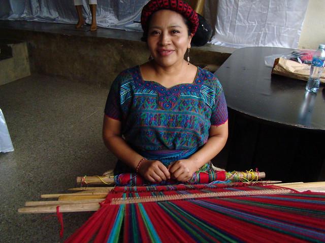 Desarrollo integral en el Ixil