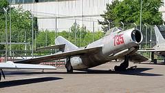 Mikoyan-Gurevich Mig.15 (S-102) c/n 231735 Romania Air Force serial 73