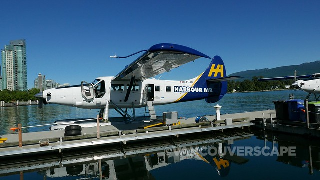 Harbour Air to Comox