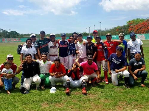 Final del 1er. Campeonato de Béisbol Estudiantil TECMOTUL 2018