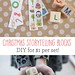Best Ideas DIY and Crafts Inspiration : Christmas Tell-A-Story Blocks - My Sister's Suitcase - Packed with Creativit... by Great Mag