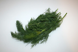 04 - Zutat Dill / Ingredient dill