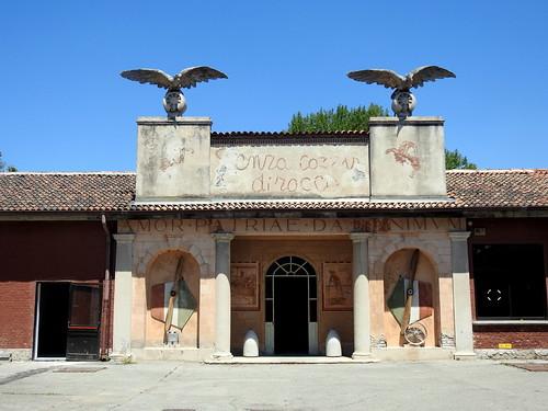 Somma Lombardo - Volandia (museo del volo - ex Fabbrica Caproni)
