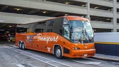 QI Transport MCI J4500 #8157