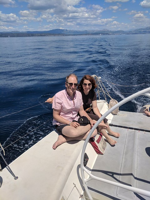 Sailing the Dalmatian Coast
