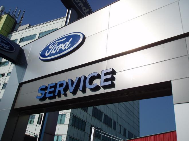 【圖一】Ford關心全台車主,瑪莉亞強颱來襲提供受災車主免費拖吊、零件工資優惠。